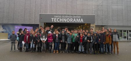 Besuch - Technorama in Winterthur / CH